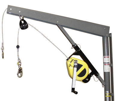 Options & Accessories for Western Mule U-Series Cranes